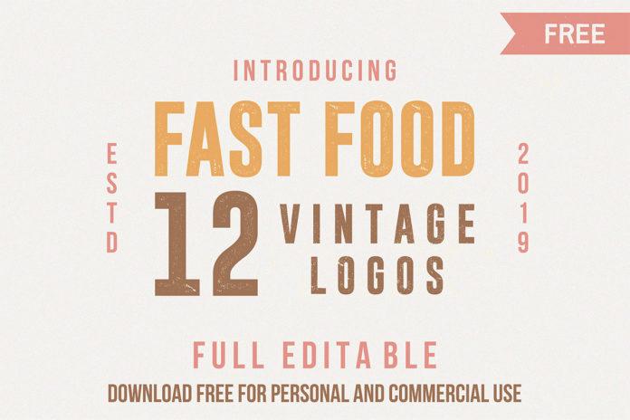 Free Fast Food Logos