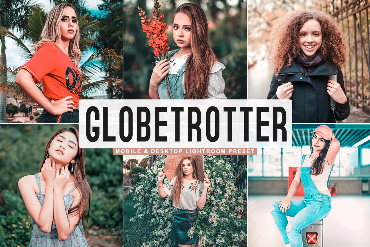 Free Globetrotter Lightroom Preset