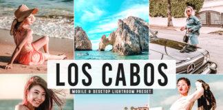 Free Los Cabos Lightroom Preset