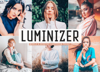 Free Luminizer Lightroom Preset