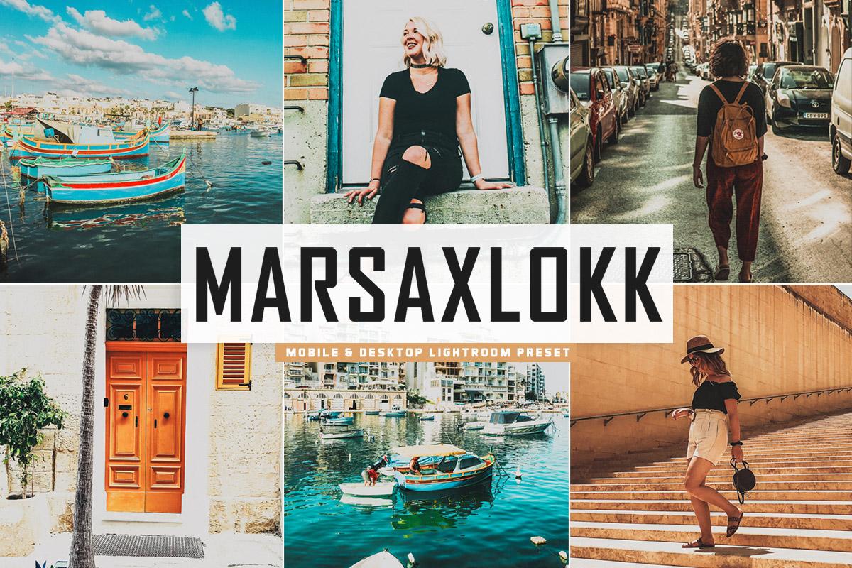Free Marsaxlokk Lightroom Preset