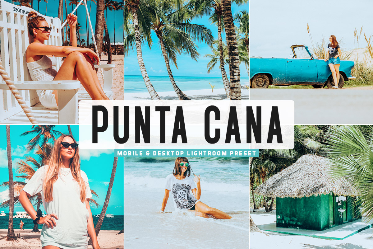 Free Punta Cana Lightroom Preset