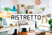Free Ristretto Lightroom Preset