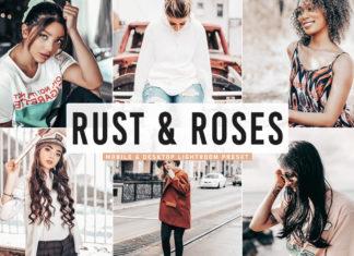Free Rust & Roses Lightroom Preset