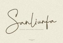 Free Sanliurfa Signature Font