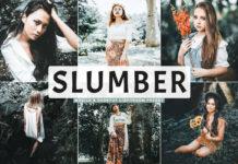 Free Slumber Lightroom Preset