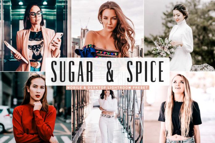 Free Sugar & Spice Lightroom Preset