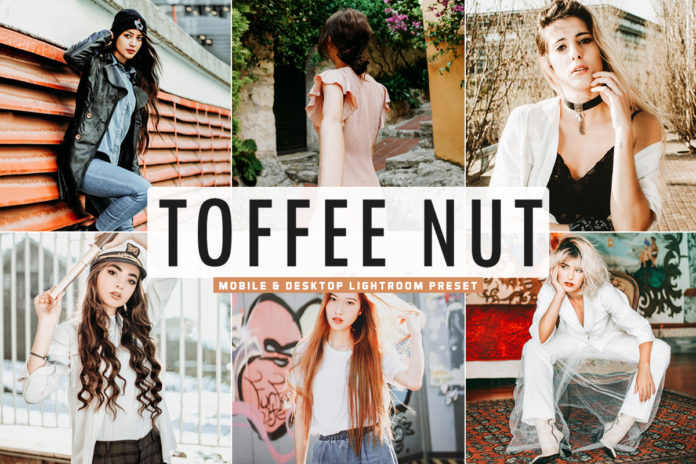 Free Toffee Nut Lightroom Preset