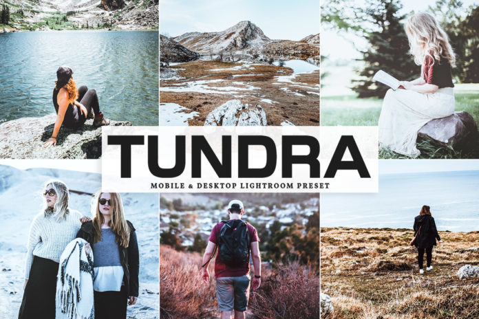 Free Tundra Lightroom Preset