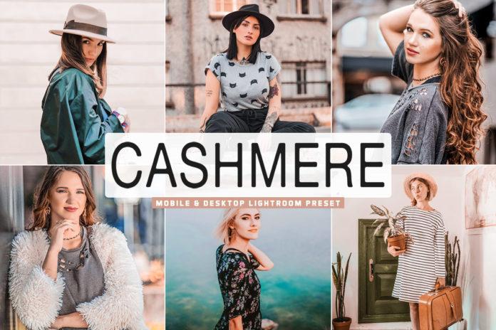 Free Cashmere Lightroom Preset