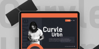 Free Curvle Urban Presentation Template