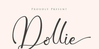 Free Dollie Script Font