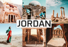 Free Jordan Lightroom Preset