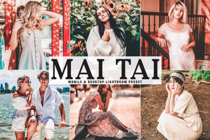 Free Mai Tai Lightroom Preset