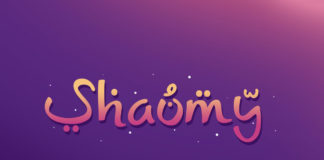 Free Shaumy Display Font