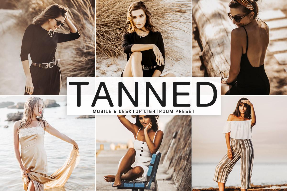 Free Tanned Lightroom Preset