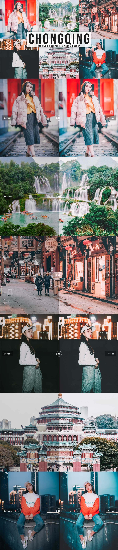 Free Chongqing Lightroom Preset