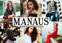 Free Manaus Lightroom Preset