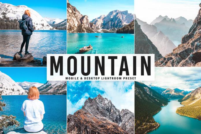 Free Mountain Lightroom Preset