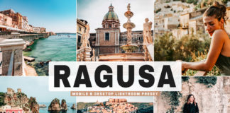 Free Ragusa Lightroom Preset