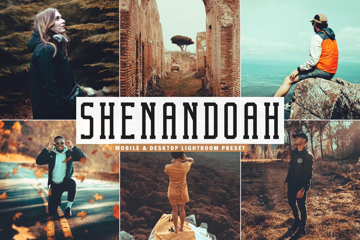 Free Shenandoah Lightroom Preset