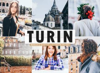 Free Turin Lightroom Preset