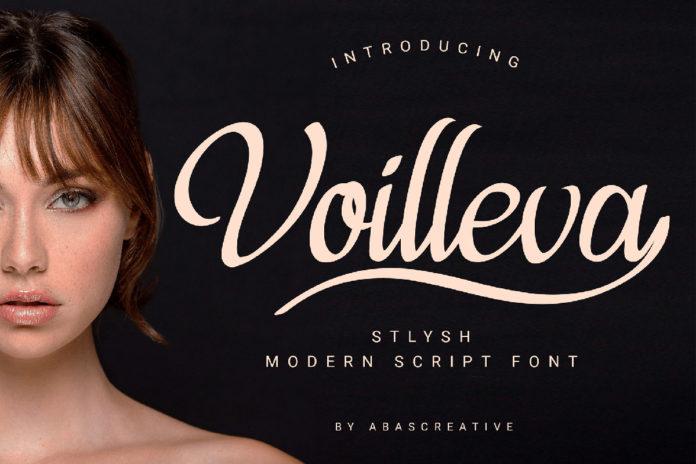 Free Violleva Script Font