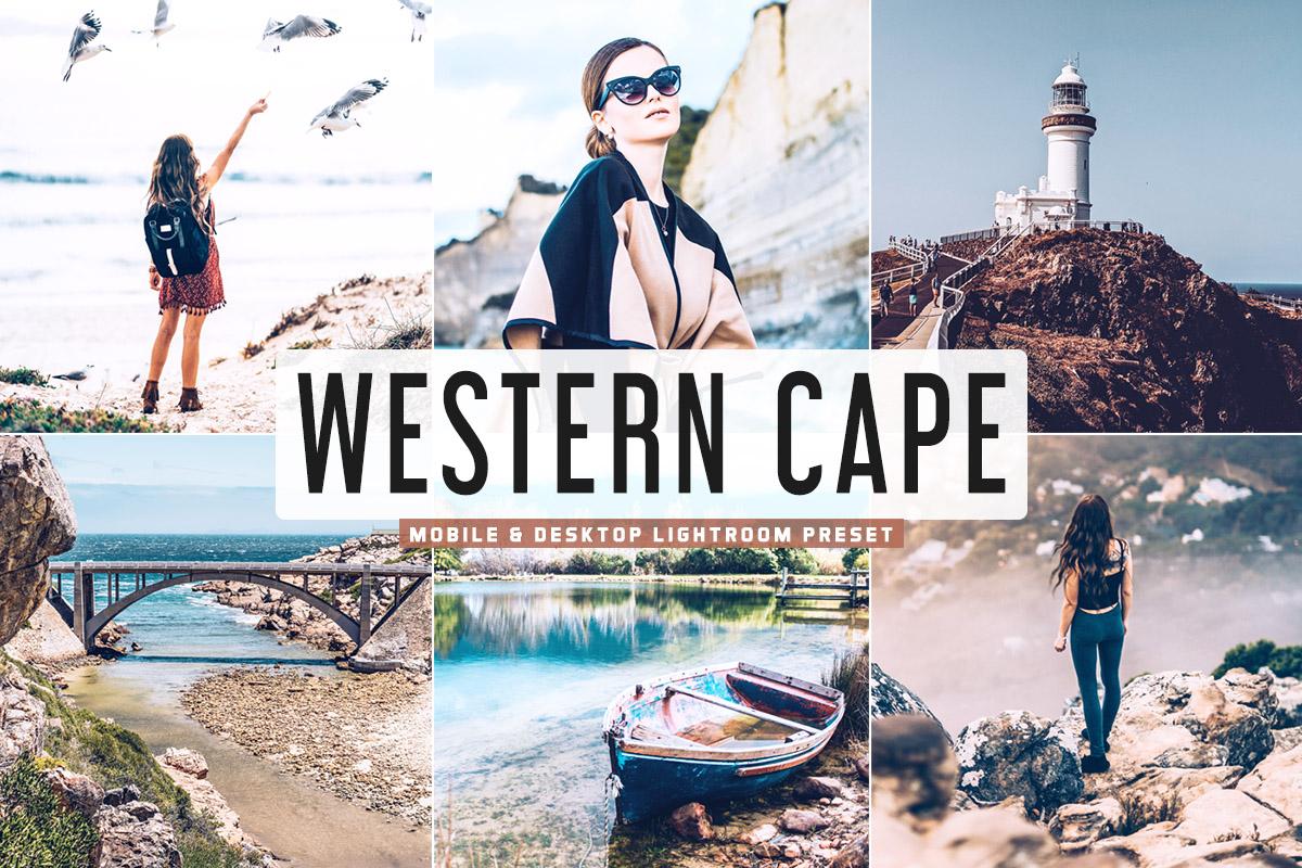 Free Western Cape Lightroom Preset