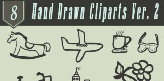 Free Handmade Miscellaneous Cliparts V2