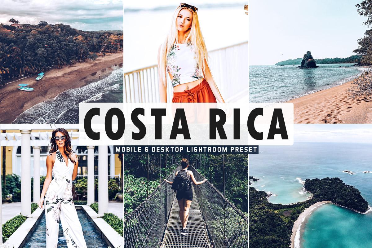 Free Costa Rica Lightroom Preset