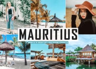 Free Mauritius Lightroom Preset