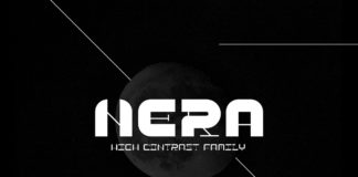 Free Nera Display Font