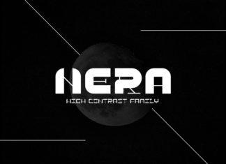 Free Nera Display Font