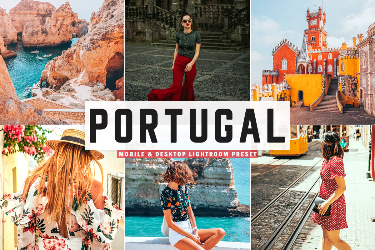 Free Portugal Lightroom Preset