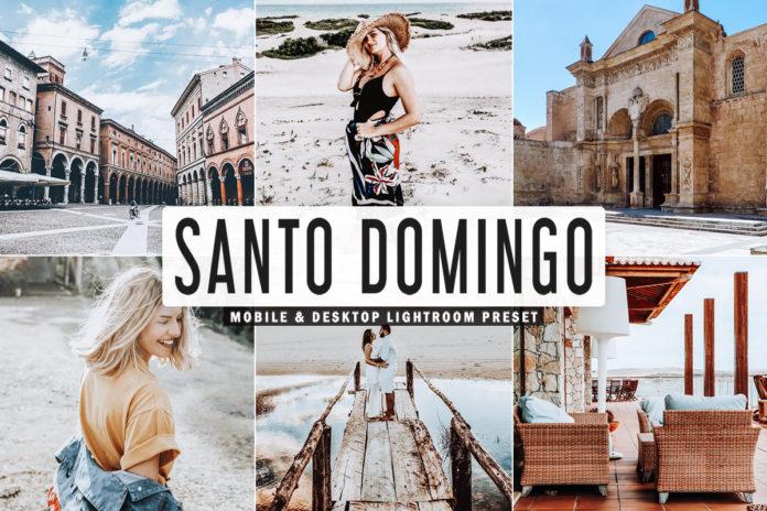 Free Santo Domingo Lightroom Preset