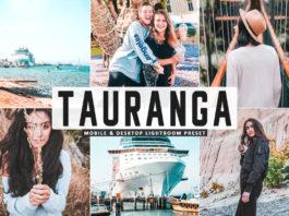 Free Tauranga Lightroom Preset