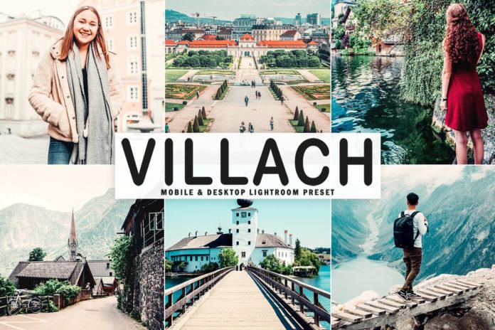 Free Villach Lightroom Preset
