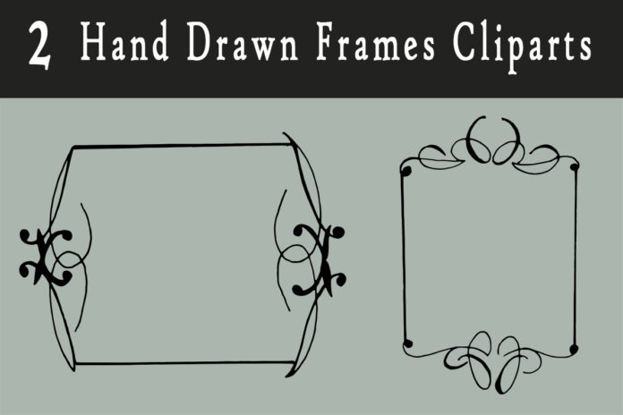 Free Handmade Frames Cliparts