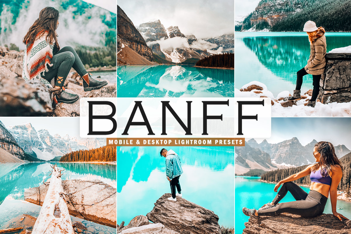 Free Banff Lightroom Presets
