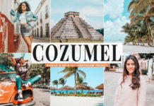 Free Cozumel Lightroom Presets