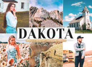 Free Dakota Lightroom Presets