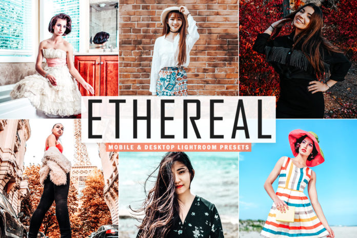 Free Ethereal Lightroom Presets