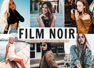 Free Film Noir Lightroom Presets