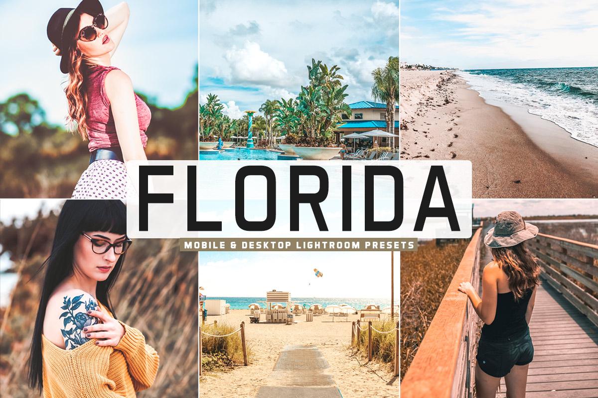 Free Florida Lightroom Presets
