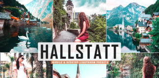 Free Hallstatt Lightroom Presets