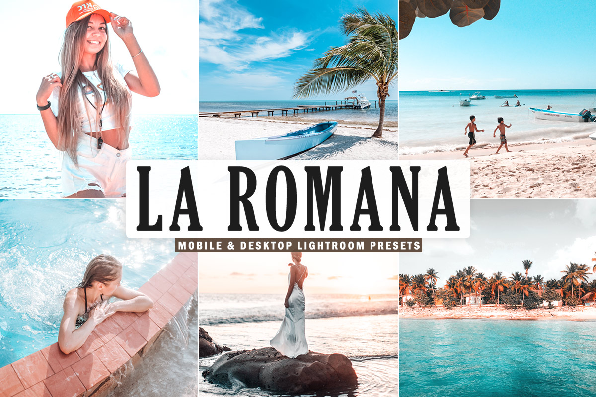Free La Romana Lightroom Presets