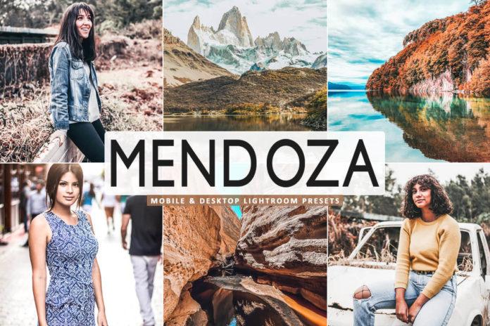 Free Mendoza Lightroom Presets