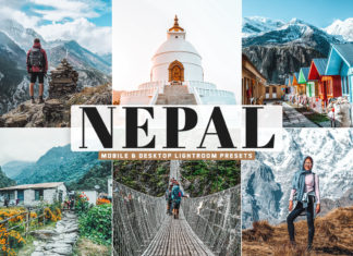 Free Nepal Lightroom Presets