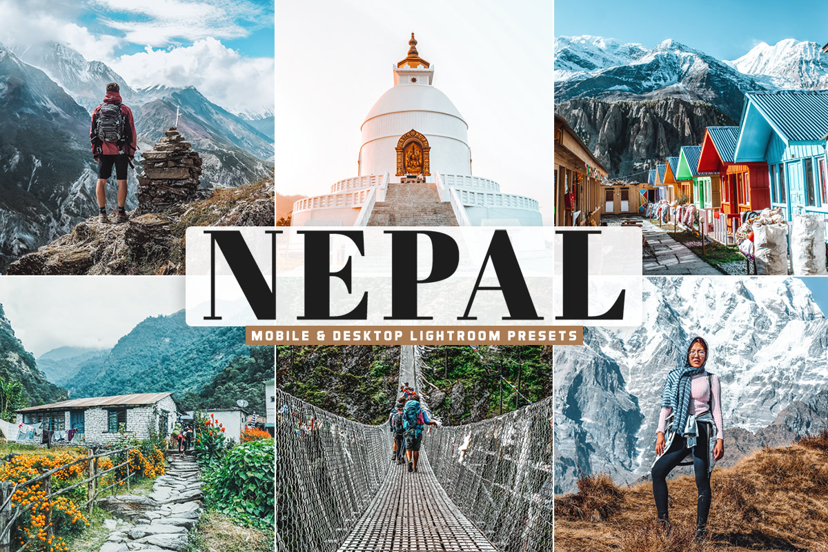 Free Nepal Lightroom Presets