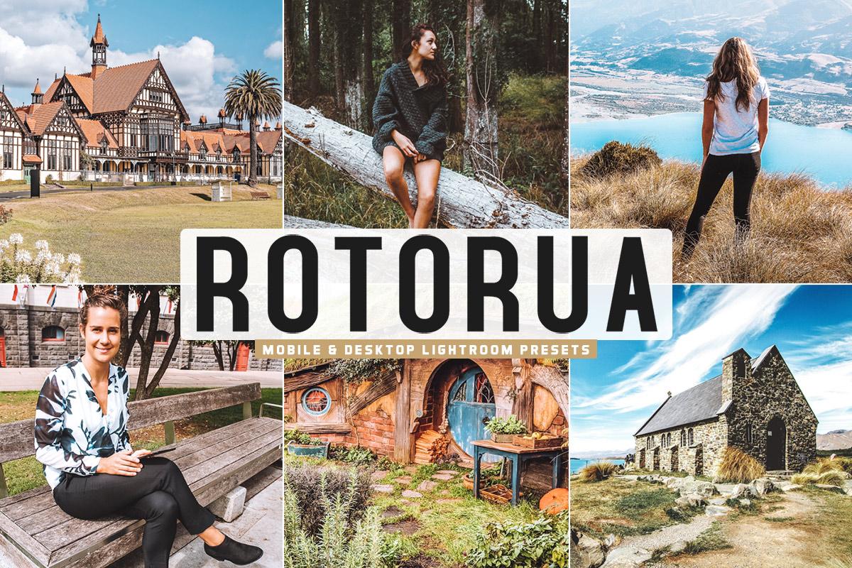 Free Rotorua Lightroom Presets